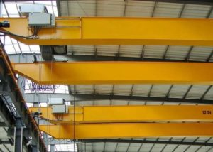 overhead crane for sale in double girder