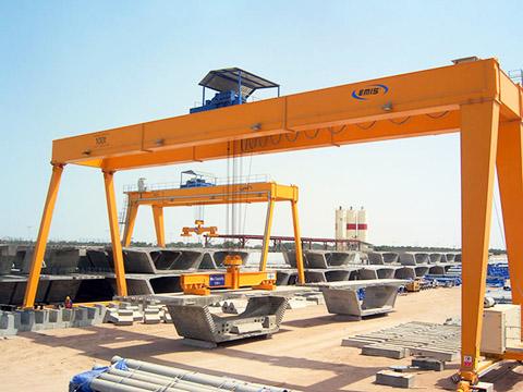 8 ton hoist gantry crane manufacturer